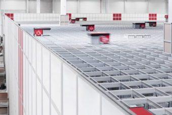 Bergfreunde AutoStore grid